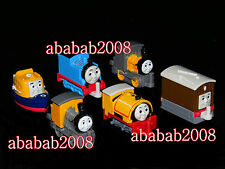 Bandai Thomas & Friends figure Vol.3 gashapon (full set of 6 pcs with stickers)