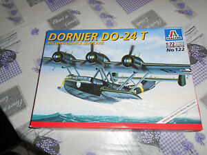 Italeri 122 Dornier DO 24 T in 1/72