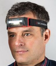 Scangrip I-MATCH 2 Superior Rechargeable Headlamp For Detailing and Color Match