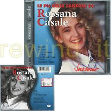 """ROSSANA CASALE """"LE PIU' BELLE CANZONI DI"""" RARO CD 1998 SERIE SUCCESSO"""