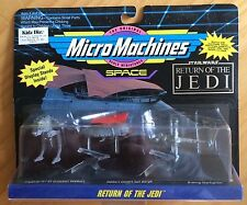 STAR WARS - RETURN OF THE JEDI  - Micro Machines Collection #3 - Galoob 1993