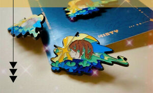 Game Undertale Frisk Metal Pin Brooch Badge Collection Limited Gift N