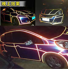 ​Reflective Stripe Sticker Body Racing Cool Decal For Audi BMW VW Ford Benz