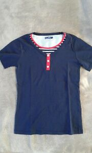 Top T-shirt femme Grand voile taille 1