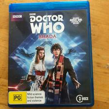 Doctor Who Shada 2017 Animation Blu-Ray Tom Baker Lalla Ward David Brierly