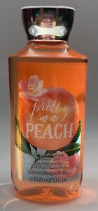 Bath & Body Works Pretty As A Peach Shower Gel-10oz