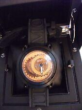 Ritmo Mundo Men's 202/2 Purple/Gold SS BLK Persepolis Dual-Time Automatic Watch