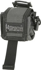 Maxpedition Mini Rollypoly (Wolf Gray) Knife 0207W Folding pouch designed to car