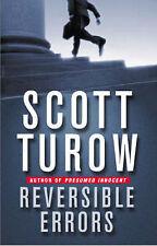 Reversible Errors by Scott Turow (Hardback, 2002)
