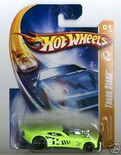 Hot Wheels 2008 Track Stars 101 Nitro Doorslammer BLACK