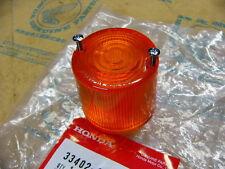 Honda CB 250 350 500  750 Four K0 -  K6 Blinkerglas incl. Schrauben
