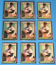 ⚾ (9) 1985 DONRUSS #273 ROGER CLEMENS RC YEAR HOF LOT OF 9 NM-MT 3 ARE (OC) ⚾