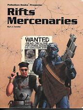 Palladium Rifts Mercenaries (3rd Printing 1996)