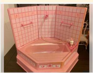Barbie Badewanne, zum Spritzen, rosa