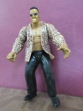 1999 Jakks Pacific Wwf The Rock W/ Jacket Titan Tron Live Action Figure