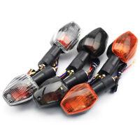 Front Rear Turn Signal Indicator Light For HONDA CB1000R XL700V VTR250 VTR1000
