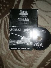 WARGRINDER/ICONOCLAST CONTRA-advancing into ceaseless victory-CD-black metal