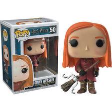 "Exclusive Harry Potter-Ginny Quidditch Robes 3.75"" POP Vinyl Figure FUNKO 50"