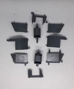 Warhammer 40K Imperial Guard Leman Russ or Demolisher sponsons complete