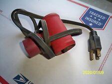 Vintage Nos Radiator Hose Electric Heater Car Truck Cooling System 110V