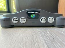 Nintendo 64 Spielekonsole - Schwarz