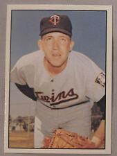 1978 TCMA Dwight Siebler Twins Baseball Card Mint