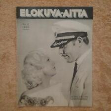 JEAN HARLOW Cover 1936 Clark GABLE Kay FRANCIS Gladys SWARTHOUT F. BARTHOLOMEW