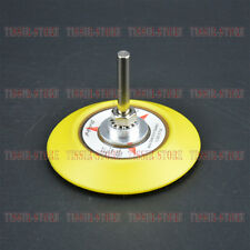 3Inch(75mm) Abrasives Hook & Loop Sanding Pad with 1/4Inch Shank
