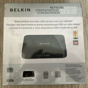 BELKIN NETWORK USB HUB ( A )