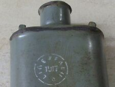 1GM BORRACCIA TRUPPA AUSTRIA LIGETFALU 1917 WW1 ORIGINAL FIELD WATER BOTTLE EMAI