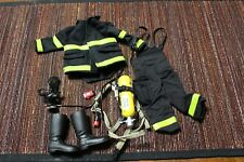 Lot of Real Heroes Action Figure Clothing and Accessories FDNY Scott Air Pak