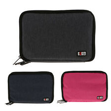 BUBM Waterproof Travel Digital Storage Bag Cable USB Organizer Case Black