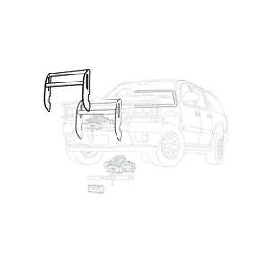Warn For 03-06 Silverado 2500HD 3500 Industries Trans4mer Grille Guard - 76244