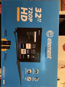 "Element 32"" 720p HD LED Roku TV E1AA32R-T (E10013528)"