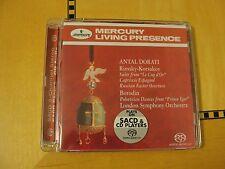 Rimsky-Korsakov / Borodin Dorati LSO Super Audio CD SACD Hybrid Living Presence
