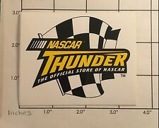 Nascar Thunder Sticker - The Official Store of Nascar