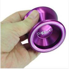 Hot Sale Magic YoYo T5 Alloy Aluminum Professional Yo-Yo Toy For Players Purple