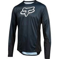 Fox MTB Demo Camo Burn Long Sleeve Mens Jersey Bike - Black All Sizes Medium a005cacd3