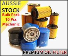 Oil Filter Z386 Fits SUZUKI ALTO HOLDEN NOVA APOLLO DAIHATS CHARADE 10 Bulk Pack