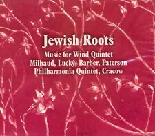 CD JEWISH ROOTS Music For Wind Quintet MILHAUD