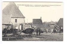 CPA  CHAISE DIEU DU THEIL 27 -  COUVENT FERME AGRICULTURE CHARRUE BOURTH ~B09