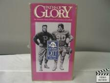 Paths of Glory - The Dramatic Story of Pitt's First Century of Football Vhs New