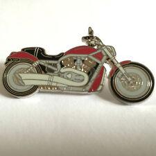 HARLEY DAVIDSON PIN V Rod Neuf + neuf dans sa boîte Chopper Biker Blouson Sportster Motorcycles RAR