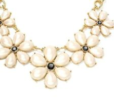 Arresting Lustrous Pearl Petals Blossoms Kate Spade Lady Antoinette Necklace Nwt