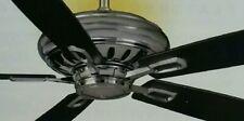 "casablanca ceiling fan "" Holliston"" 60"" chrome  It-lll intelitouch control"