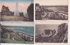 Lot 4 cartes postales anciennes LE HAVRE SAINTE-ADRESSE 3