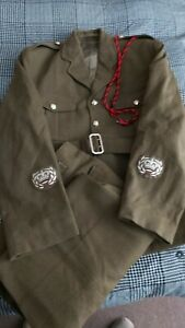 British Army Military No2 Dress Jacket/Trousers 1964