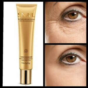 Strong Anti Wrinkle Eye Cream Remove Dark Circles & Eye Bags Lifting and firming