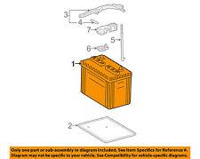 TOYOTA OEM-Battery 0054435060550