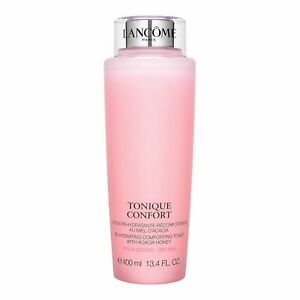 LANCOME Tonique Confort Re-Hydrating Comforting Toner Dry Skin 400ml Soothing